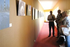 Fraser Bliss' Lighthouse Photo Exhibition Opening at Amber Spa Hotel Latvia August 2011